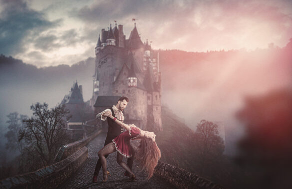Dancers - Mr23 Photoshop Manipulation