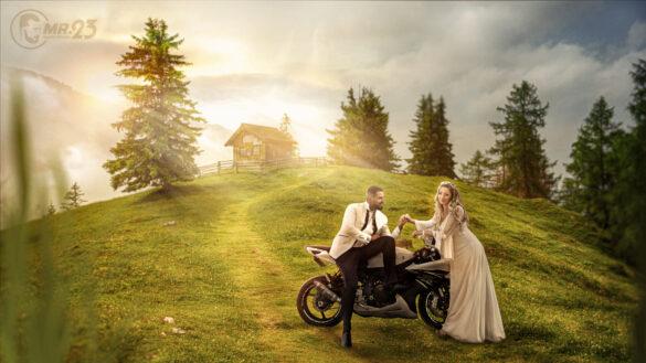 Wedding Composition - Mr23 Phtoshop