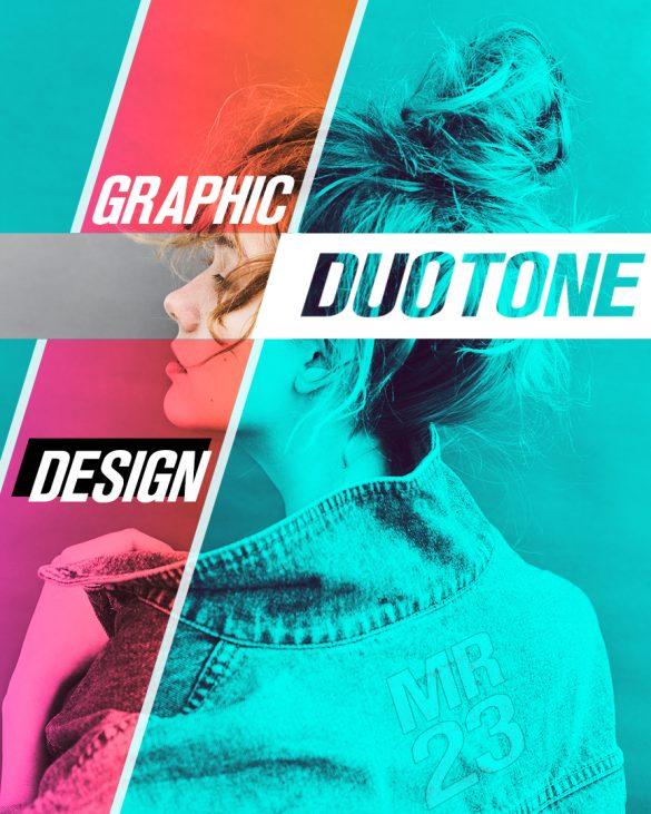 Duotone Effect - Photoshop Tutorial