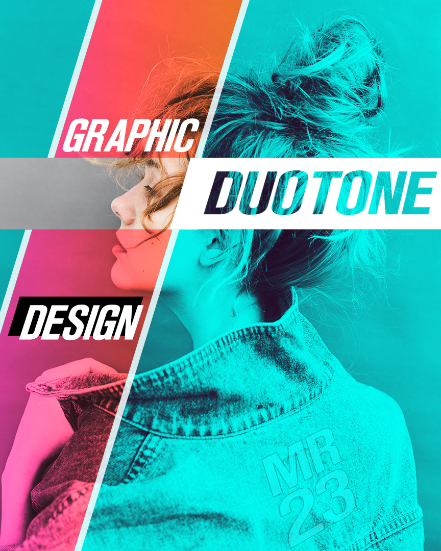 Duotone Effect - Photoshop Tutorial